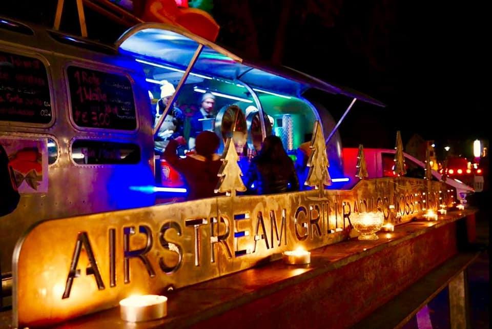 Airstream – Grillrad